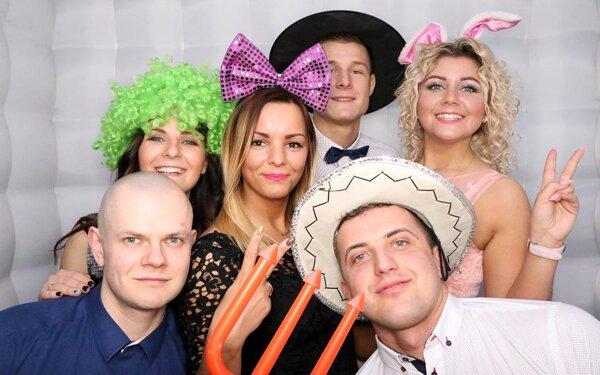 fotobudka na zdjęcia , impreza firmowa BellaPhotoBox